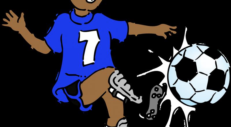 girl, soccer, play