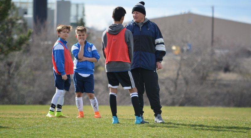 soccer, coach, football
