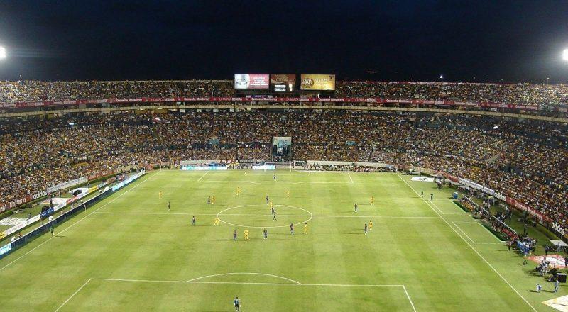 soccer, football, field