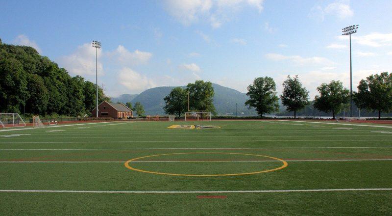 field, soccer, football