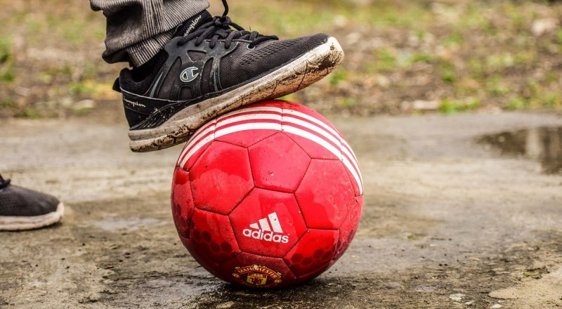 soccer, playing football, ball